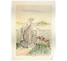 Rose Buds Virginia Gerson 1885 0063 Tricksy Poster