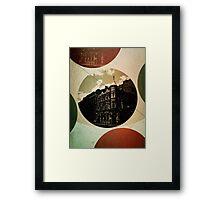 BrumGraphic #53 Framed Print