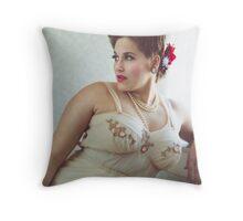 Artemis reclining Throw Pillow