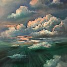 Clouds by Randy  Burns