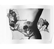 Body Maps - Windsor and Maidenhead - Back Poster