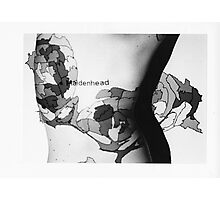 Body Maps - Windsor and Maidenhead - Back Photographic Print