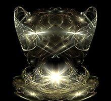 chrystal vase by vivien styles