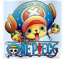 Chopper one piece, funny Poster