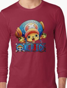 Chopper one piece, funny Long Sleeve T-Shirt