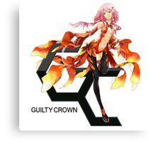 Guilty Crown Canvas Print