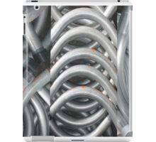 curving conduits iPad Case/Skin