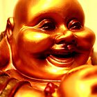 Golden Buddha by jayded