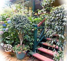 Bobby's Garden Series by Sharon Ackerman