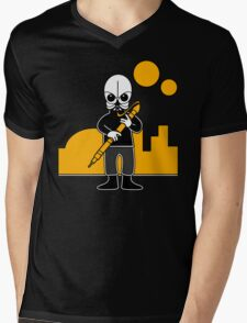 Figrin D'an (Mos Eisley Cantina - Star Wars) Mens V-Neck T-Shirt