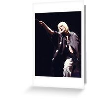 Edgar Winter Greeting Card