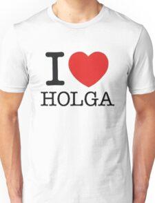 I ♥ HOLGA Unisex T-Shirt
