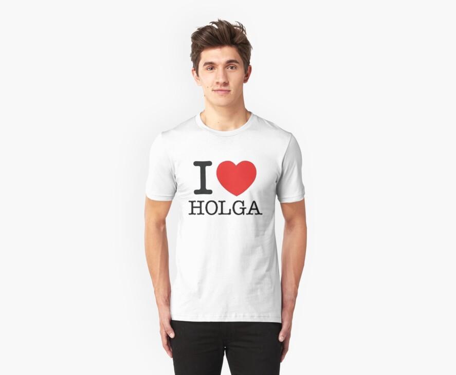 I ♥ HOLGA by Craig 'has a nice' Dick
