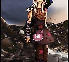 Vault Hunter Tina by MiraGrace