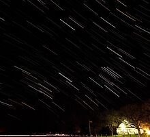 Star Trails 2 by Jay Stockhaus