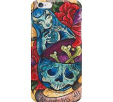 one size fits all iPhone Case/Skin