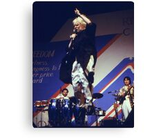 Edgar Winter Airborn Canvas Print