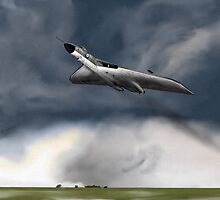 Storm Front Vulcan 1967 by Oswald-Grimm