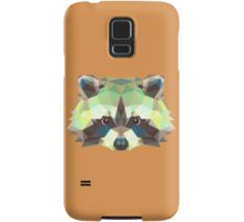 Geometric Raccoon Samsung Galaxy Case/Skin