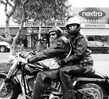 Lovin' the Ride by Linda Lees