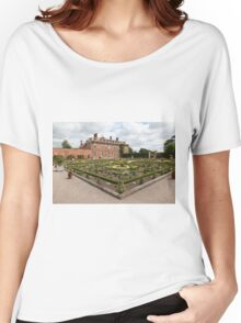 Hanbury Hall and Parterre Garden Women's Relaxed Fit T-Shirt