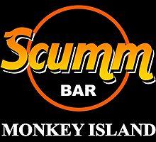 Scumm Bar  by Yolanda Martínez