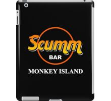 Scumm Bar  iPad Case/Skin