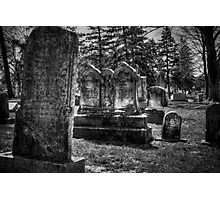 Dead Peasants Photographic Print