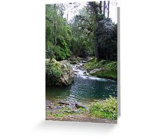 Serenity at Lady's Well Greeting Card