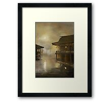 Itsukushima  Framed Print