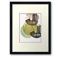 BrumGraphic #55 Framed Print