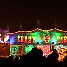 Crazy circus by Tony  Glover