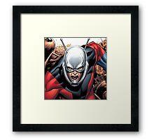 ANT-MAN Bettle Framed Print