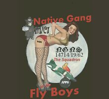 Native Gang Squadron Fly Boyz - Tee Unisex T-Shirt