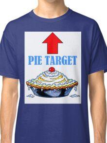 PIE TARGET shirt Classic T-Shirt