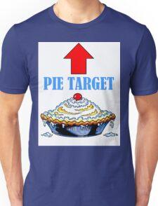 PIE TARGET shirt Unisex T-Shirt