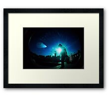 The passion within Framed Print