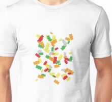 Save the gummy bears Unisex T-Shirt