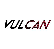 Vulcan Logo by Matthew Gilbert