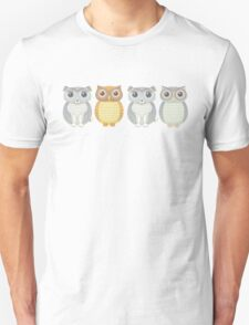 Which one is different?  Unisex T-Shirt