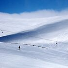 Space to Ski by Ritva Ikonen