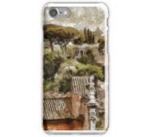 Rome by Pierre Blanchard iPhone Case/Skin