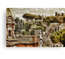 Rome by Pierre Blanchard Canvas Print