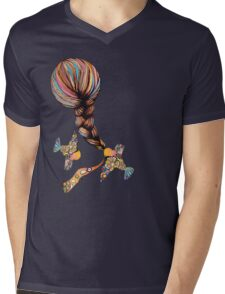Sugar Coated Mens V-Neck T-Shirt