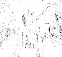 Spider Music Sticker