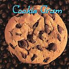 Cookie Gram by LeftHandPrints