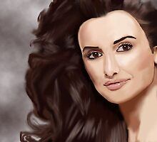Penelope Cruz by sky   princess
