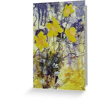 Daffodil time Greeting Card