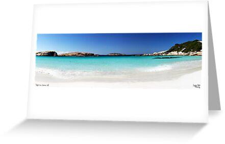 Twlight Cove by Sheldon Pettit