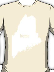 Original Maine Home - Tshirts T-Shirt